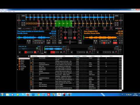 Free DJ Software - Mixxx - Overview (Alternative to Virtual DJ)