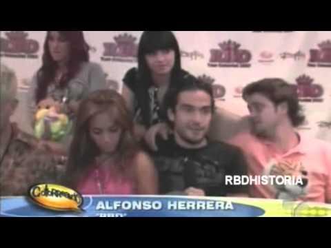 [2007] RBD en Cotorreando en una Entrevista en España