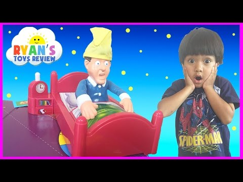 Don't Wake Daddy Family Fun Games For Kids Egg Surprise Toy Car Ryan ToysReview