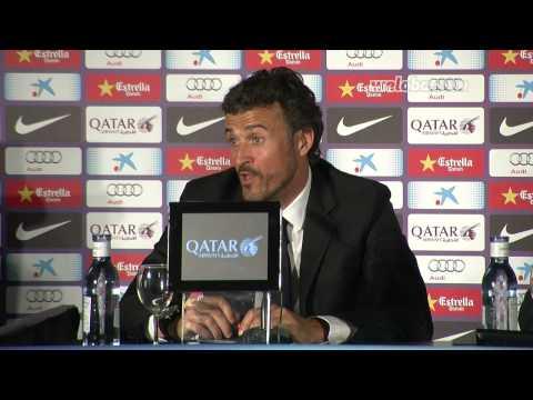 Luis Enrique i Josep Maria Bartomeu sobre Messi | www.weloba.cat
