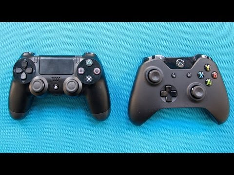 Xbox One vs. Playstation 4: Comparative Anatomy
