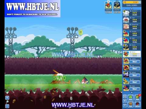 Angry Birds Friends Tournament Week 71 Level 3 high score 143k (tournament 3)