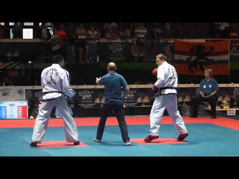 Taekwon-Do ITF,World Championship,Rome 2014