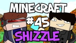 MINECRAFT SHIZZLE - Part 45: The Diamond Smeller