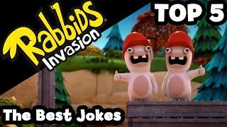 Rabbids Invasion - Najlepšie vtipy