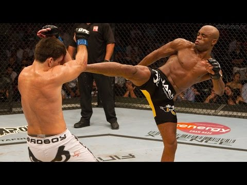 Best of Anderson Silva 2016 Highlights and Knockouts New*