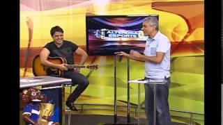 Marcelinho de Lima � o convidado especial do Alterosa Esporte