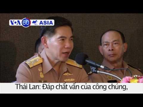 Thái Lan muốn mua 3 tàu ngầm từ Trung Quốc