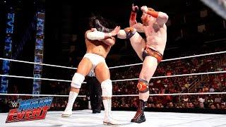 Sheamus vs. Bo Dallas - WWE Main Event, October 28, 2014