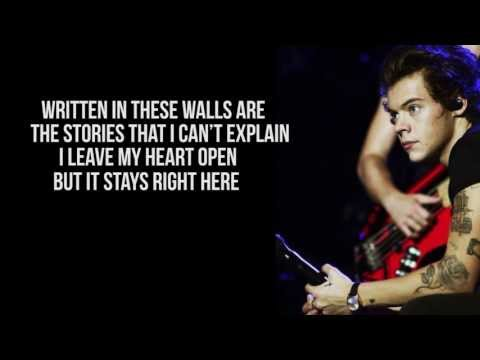 One Direction - Story Of My Life (Lyrics)