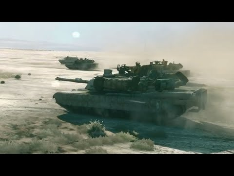 Battlefield 3 - E3 2011: Single-Player Tank Gameplay - Thunder Run Trailer | OFFICIAL | HD