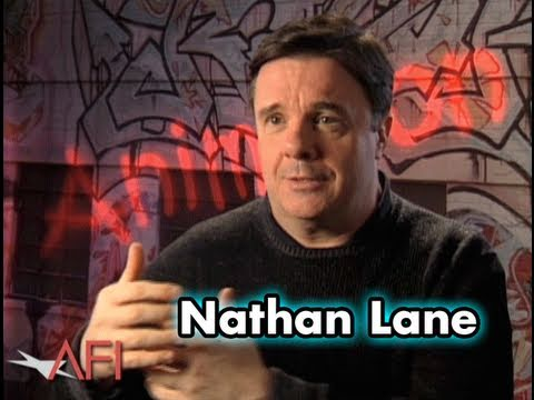 Nathan Lane Compares BAMBI & THE LION KING
