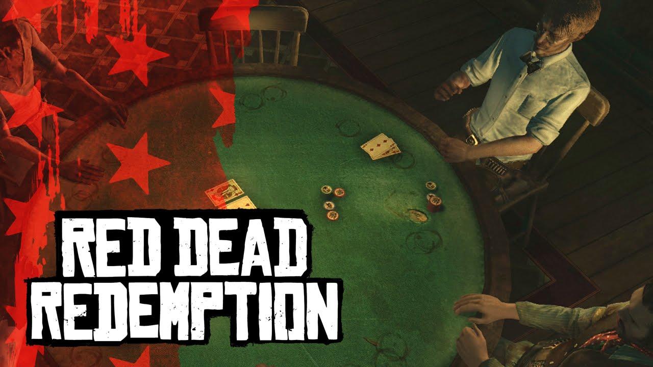 Red dead redemption eliminer poker armadillo
