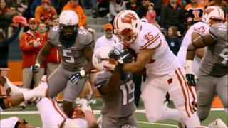 Wisconsin Badgers Football Pump Up 2016
