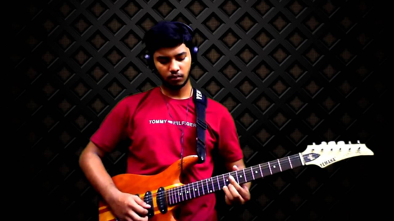 Aashiqui 2 Love Theme [Guitar Cover-Rwitam] - YouTube