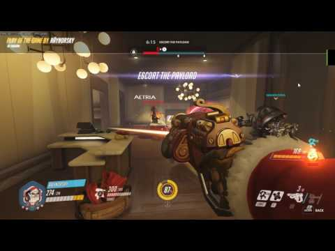 Overwatch - A guide to Torbjorn