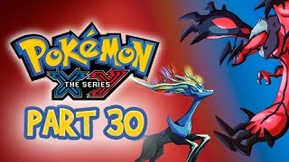 Pokemon X And Y Gameplay Walkthrough Part 30 Shalour
