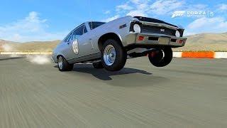 (TUTO) How To Make A Wheelie Car On Forza 5 !!!