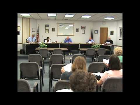 Rouses Point Village Board Meeting  5-21-12