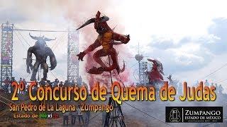 2º Concurso Quema De Judas. Zumpango 2014
