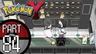 Pokemon X And Y Part 84: Lumiose City Tour Hotel
