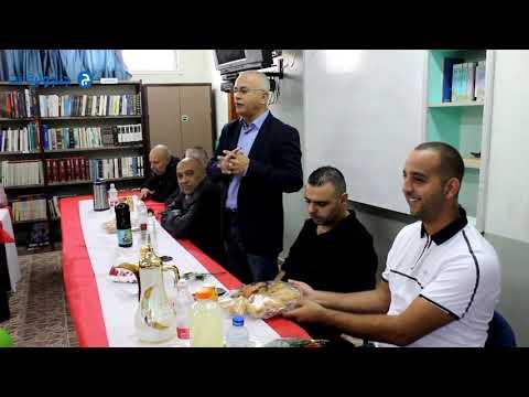 رئيس المجلس المنتخب درويش رابي يقوم بجولة بين مدارس جلجولية 6/11/18 -