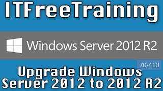 Upgrade Windows Server 2012 To 2012 R2