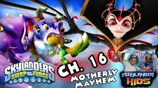 Let's Play Skylanders Swap Force: Motherly Mayhem Kaos