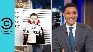 How Old Is Too Old To Trick Or Treat? | The Daily Show With Trevor Noah