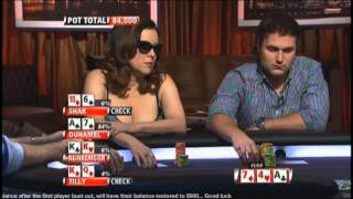 PartyPoker Premier League VI Final Table - Part 4/9