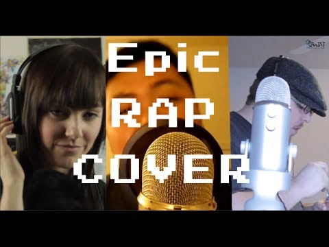 Epic Rap Cover! CREW Featuring Simplejustin