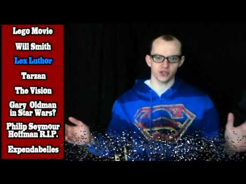 The Weekly Scene Video Podcast Episode 1! Lego Movie, Tarzan, Star Wars Episode 7!
