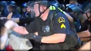 DISGUSTING VIDEO: ALT-LEFT RIOTS IN DALLAS, LOOK WHAT SICK THINGS THEY ARE DOING TO COPS
