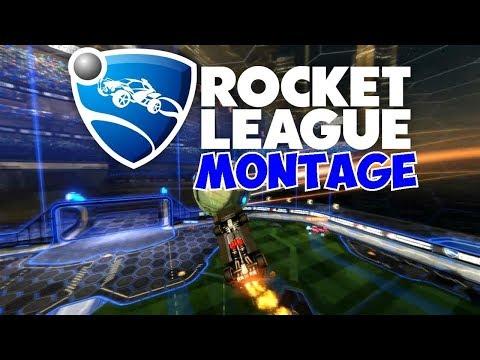 paN1K - ROCKET LEAGUE MONTAGE (BEST GOALS,TRYS, SAVES & PASSES!) - #5
