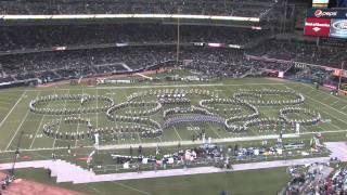 ND Band At Yankee Stadium