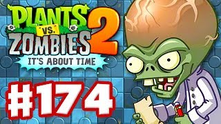 Plants Vs. Zombies 2: It's About Time Gameplay