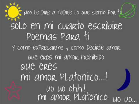 Amor Platonico Manny Montes