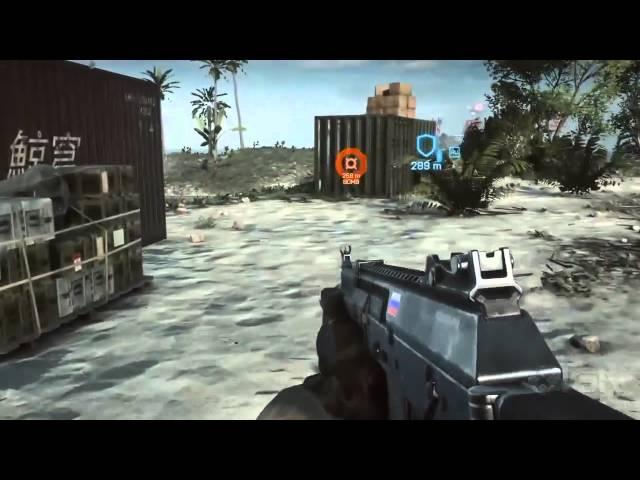 Battlefield 4: Full Demo Playthrough - Gamescom 2013