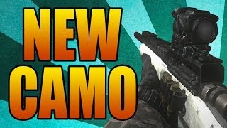 New ADVANCED WARFARE Camo! Ghosts And Black Ops 2 Gameplay