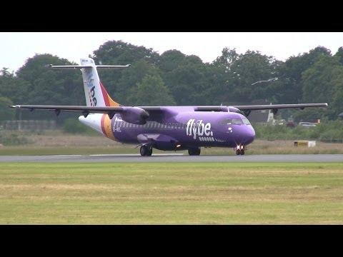 OF FLAGSHIP PURPLE PLANE INTO BELFAST (Belfast City Airport Ltd