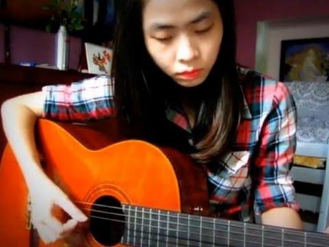 Tìm Em [guitar cover] by Cute Girl