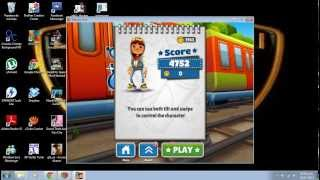 Subway Surfers Para Pc 2013 Por Mediafire