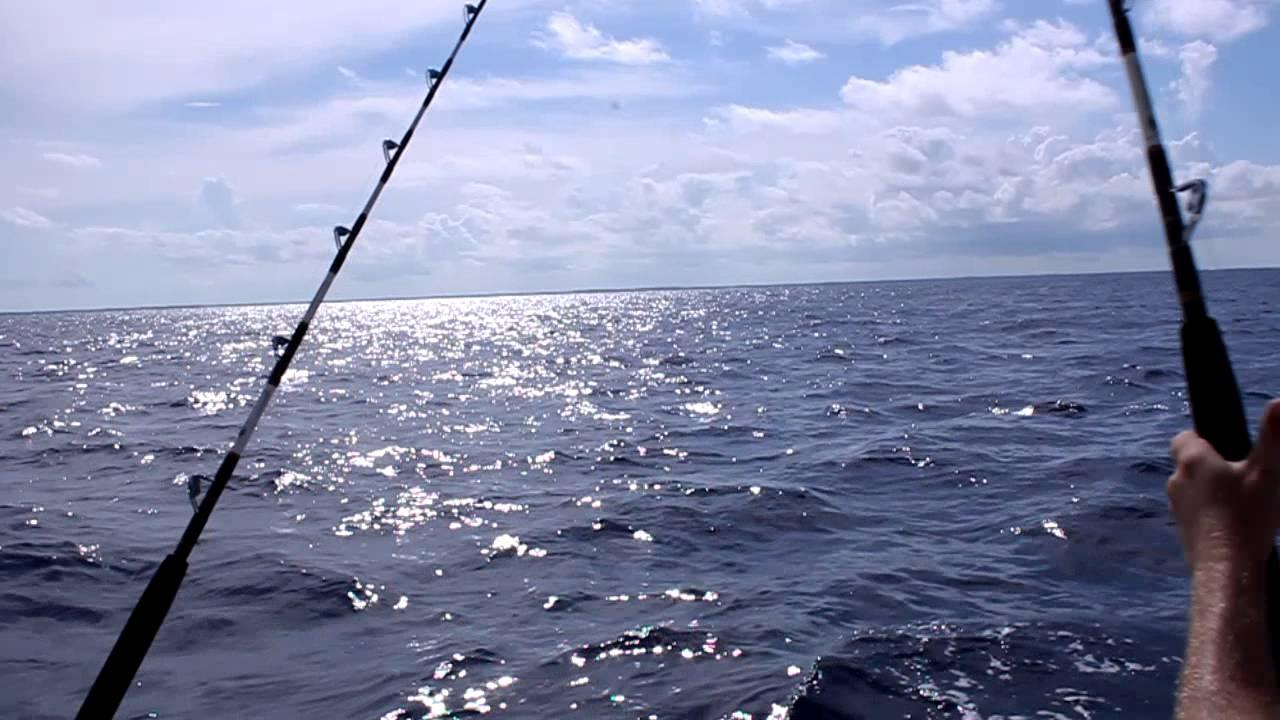 Bahamas deep sea fishing youtube for Deep sea fishing bahamas