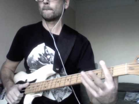 L313 Slap bass in medium-slow tempo