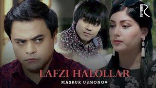 Превью из музыкального клипа Масрур Усмонов - Лафзи халоллар (soundtrack)