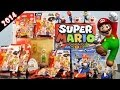 10 Super Mario Surprise Bags Blind Figure Packs 2014 + Kinder Surprise Egg By Disney Cars Toy Club
