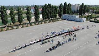 Першокурсники університету відзначили День Незалежності України спортивним святом