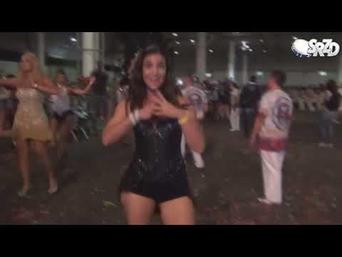 Pérola Negra na festa de lançamento do CD Carnaval SP 2015