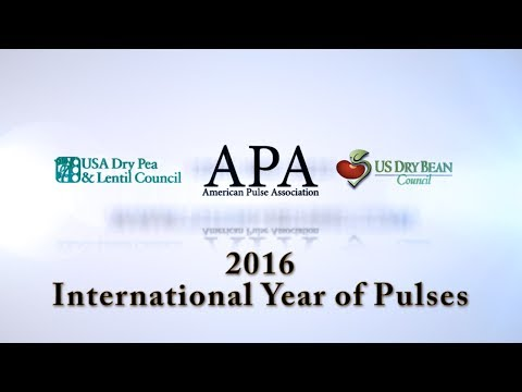 United Nations 2016 International Year of Pulses
