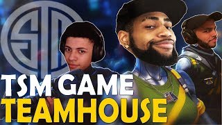TSM PLAYS TOGETHER FROM THE TSM HOUSE   FUNNY GAME - (Fortnite Battle Royale)